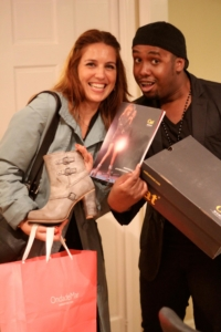 Heads & Tails Stella and Dot Party with Celeb Stylist Arnold Milfort